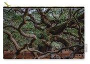 Angel Oak Tree Treasure Carry-all Pouch