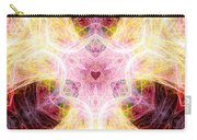 Angel Of The Healing Heart Carry-all Pouch