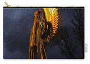 Angel Of The Morning Textured Carry-all Pouch