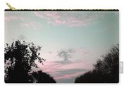 Angel On Pink Cloud Carry-all Pouch