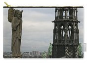 Angel Over Paris Carry-all Pouch