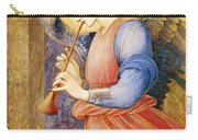 Angel Playing A Flageolet Carry-all Pouch