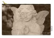 Angel Sepia Carry-all Pouch