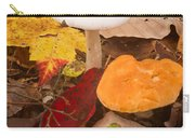 Angel White Mushroom 4 Carry-all Pouch