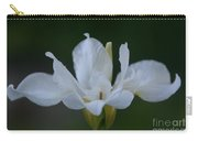 Angel Wings Iris Carry-all Pouch