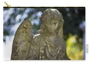 Angel With Broken Arm II Cave Hill Cemetery Louisville Kentucky  Carry-all Pouch