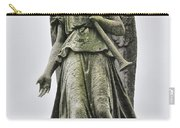 Angel With Trumpet Carry-all Pouch