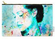Angelina Jolie Heart And Soul Carry-all Pouch
