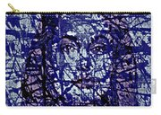 Angelina Jolie Splatter 1c Carry-all Pouch