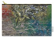 Angels And Mermaids Carry-all Pouch by Cindy Johnston