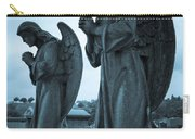 Angels In Prayer Carry-all Pouch