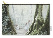 Angels In The Mist Carry-all Pouch