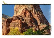 Angel's Landing In Fall - Zion National Park  Carry-all Pouch