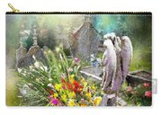 Angels Of Stone Carry-all Pouch