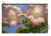 Angel's Trumpet Carry-all Pouch