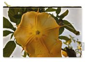 Angel's Trumpets Carry-all Pouch