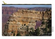 Angel's Window At Cape Royal Grand Canyon Carry-all Pouch