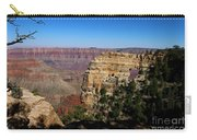 Angel's Window Grand Canyon North Rim  Carry-all Pouch