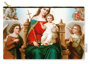 Angels With Roses Carry-all Pouch