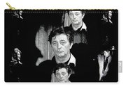 Angie Dickinson Robert Mitchum Collage Young Billy Young Set Old Tucson Arizona 1968-2013 Carry-all Pouch