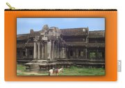 Angkor Wat Cambodia 1 Carry-all Pouch