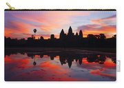 Angkor Wat Sunrise Carry-all Pouch