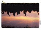 Angkor Wat Sunrise Cambodia Carry-all Pouch