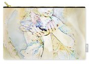 Angle With Dove Photoart Carry-all Pouch
