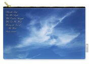 Angels In The Sky Carry-all Pouch