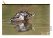 Angry Grebe Carry-all Pouch