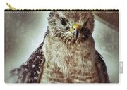Angry Hawk Carry-all Pouch