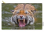 Angry Tiger Carry-all Pouch