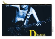 Angus Creates Decibel Celebrations In Blue Carry-all Pouch