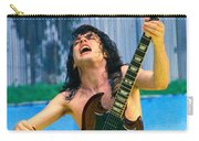 Angus Young Of A C D C At Day On The Green Monsters Of Rock  7-21-79  Carry-all Pouch