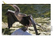 Anhinga Female Carry-all Pouch