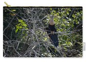 Anhinga In Brush Carry-all Pouch
