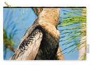 Anhinga Carry-all Pouch