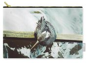 Anhinga Or Snakebird Carry-all Pouch