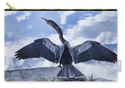 Anhinga Take Off Carry-all Pouch