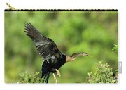 Anhinga Taking Off Carry-all Pouch