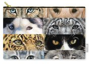 Animal Eyes Carry-all Pouch