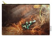 Animal - Frog - Lick The Green Frog Carry-all Pouch