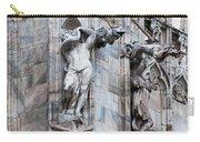 Animal Gargoyles Duomo Di Milano Italia Carry-all Pouch