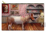 Animal - The Pony Carry-all Pouch by Mike Savad