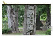 Animal Tree Totem Carry-all Pouch