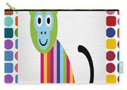 Animals Whimsical 6 Carry-all Pouch