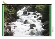 Animas River Southern Colorado Carry-all Pouch