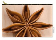 Anise Star Illicuim Verum Single Text Carry-all Pouch