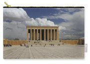 Anitkabir Ankara Turkey Carry-all Pouch