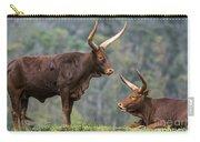 Ankole Longhorn 2 Carry-all Pouch
